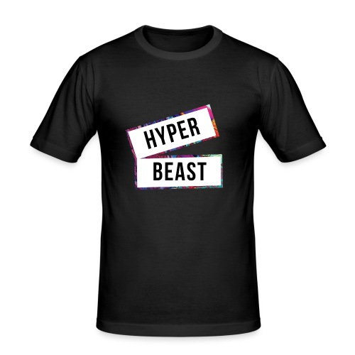 Hyperbeast Design - Men's Slim Fit T-Shirt