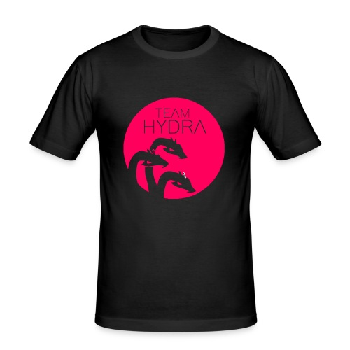 The Hydra - Männer Slim Fit T-Shirt