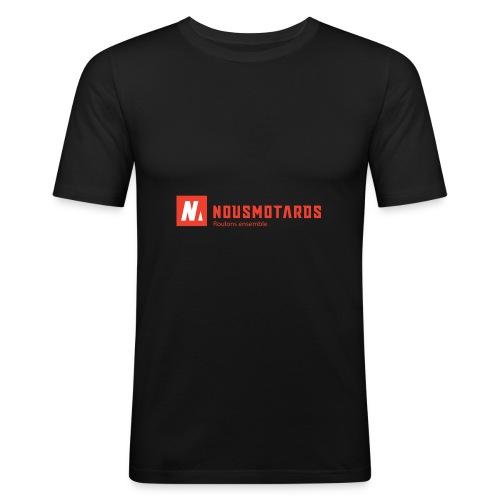 NMKEY - T-shirt près du corps Homme