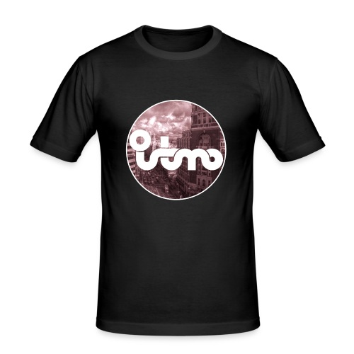 VIVE MADRID - Camiseta ajustada hombre
