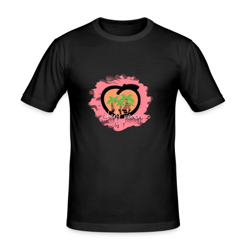 Liberty 2Peach - T-shirt près du corps Homme