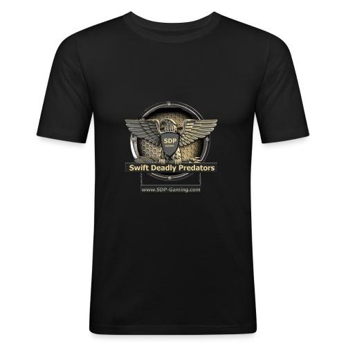 SDP-Gaming.com - Recruiter Shirts - slim fit T-shirt