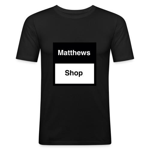 Matthews Shop T-shirt - slim fit T-shirt
