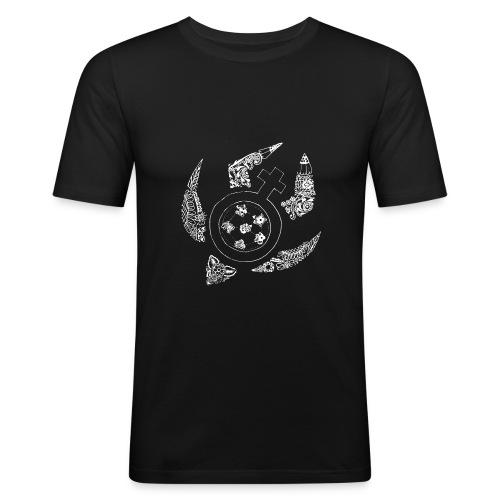 Tortuga - Camiseta ajustada hombre