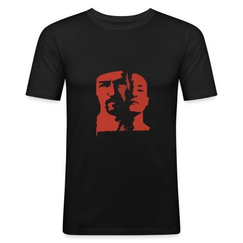 Hermanos de Sangre - Camiseta ajustada hombre