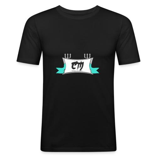 cM - Men's Slim Fit T-Shirt