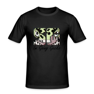 Serious Im Going Gecko - slim fit T-shirt