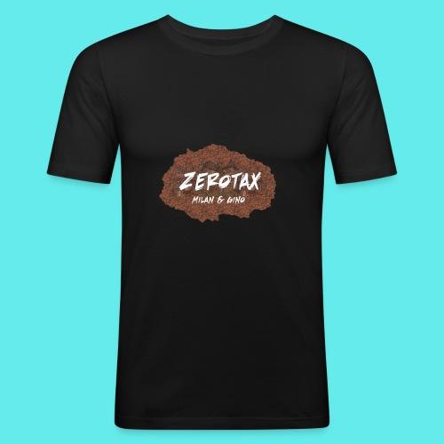 ZeroTax Merch - slim fit T-shirt