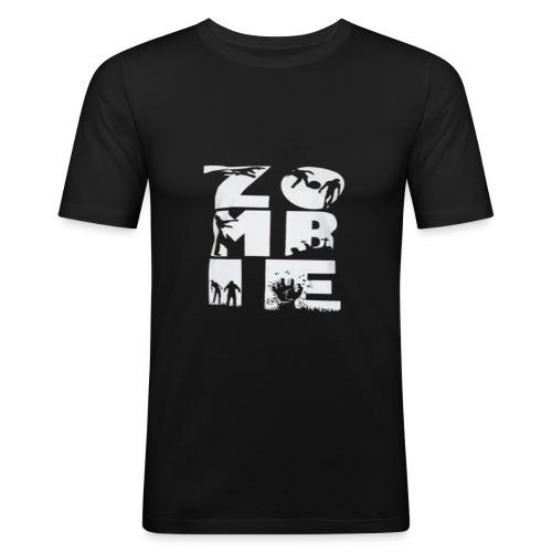 Zombies - Men's Slim Fit T-Shirt