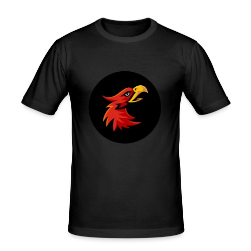 Maka Eagle - Men's Slim Fit T-Shirt