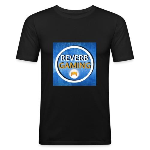 Reverb Gaming - Men's Slim Fit T-Shirt