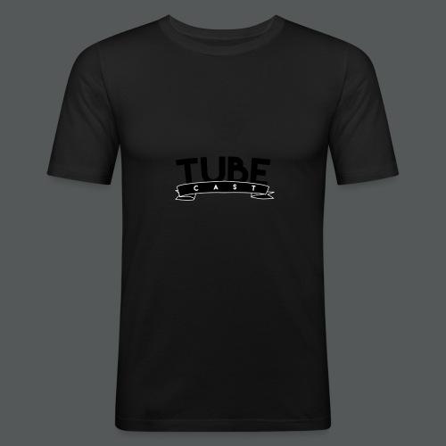 TubeCast - Männer Slim Fit T-Shirt