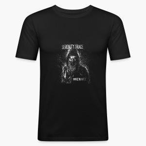 #NewHate Cover art - Slim Fit T-skjorte for menn