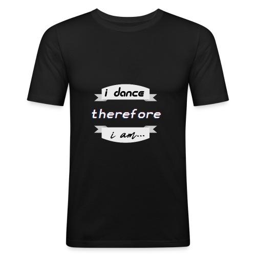 i dance - Männer Slim Fit T-Shirt