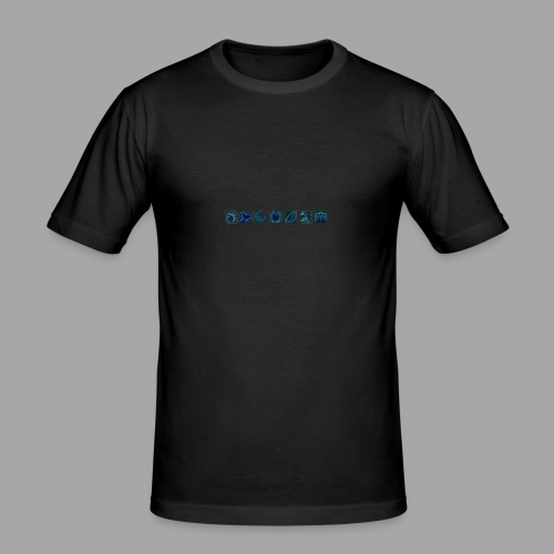 druide - Männer Slim Fit T-Shirt