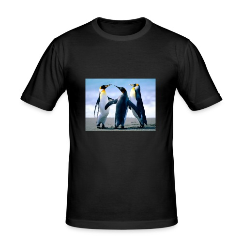 Penguins - Slim Fit T-skjorte for menn