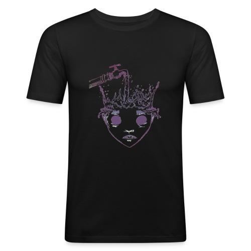 Brainwash - T-shirt près du corps Homme