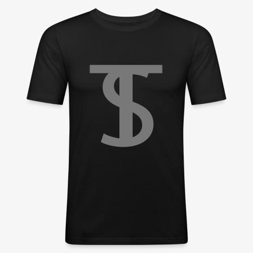 Shirt met logo - slim fit T-shirt