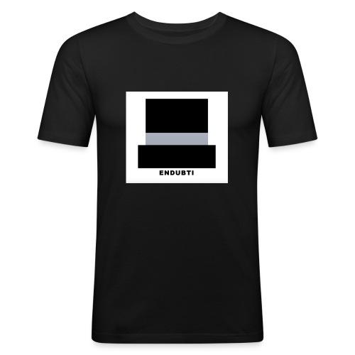 HAT ENDUBTI by ENDUBTI - slim fit T-shirt