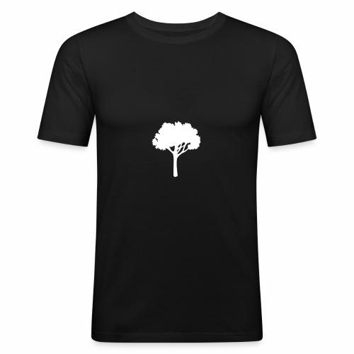 Typisch Baum - Männer Slim Fit T-Shirt