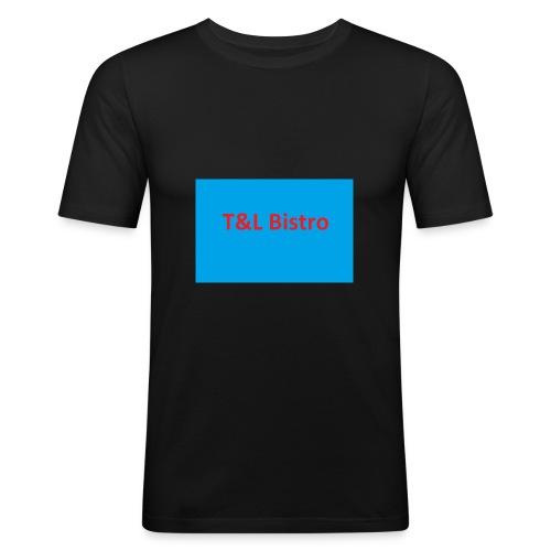 TulBistro - Männer Slim Fit T-Shirt