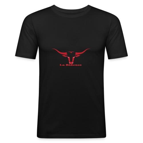 Une gamme de produit La Rideuse - T-shirt près du corps Homme