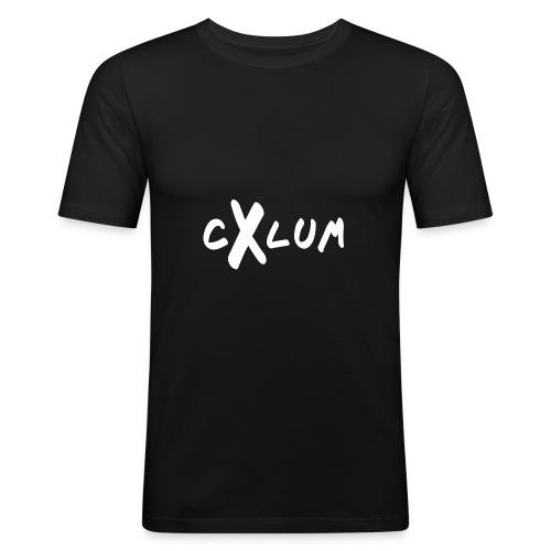 CXLUM - Men's Slim Fit T-Shirt