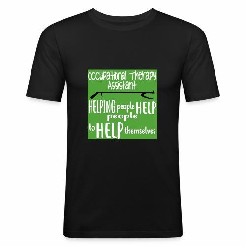 OT Assistant - Men's Slim Fit T-Shirt