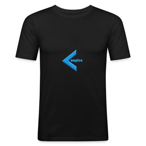 Caspiro original 2.0 - Slim Fit T-shirt herr