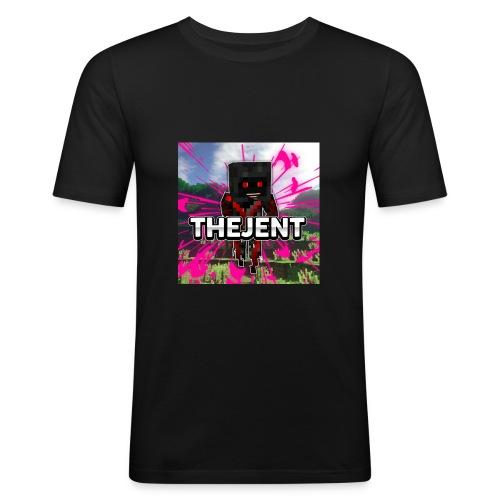 Logo TheJent - T-shirt près du corps Homme