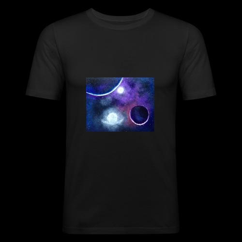 Space - Männer Slim Fit T-Shirt