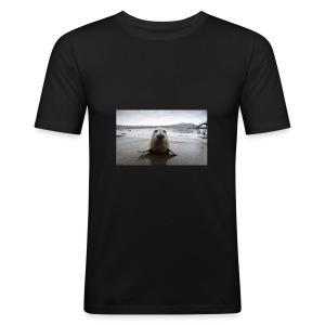 Sel - Slim Fit T-skjorte for menn