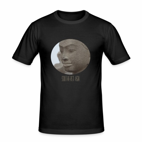 southeast asia Buddha - Männer Slim Fit T-Shirt