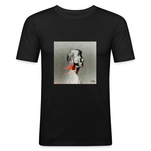 napalm cover - T-shirt près du corps Homme