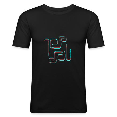 AURELIE DESIGN - T-shirt près du corps Homme