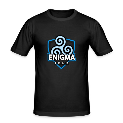 Enigma team! - Men's Slim Fit T-Shirt