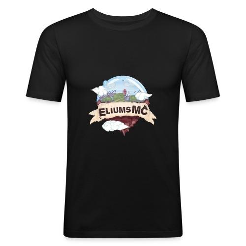 Collection Back - T-shirt près du corps Homme