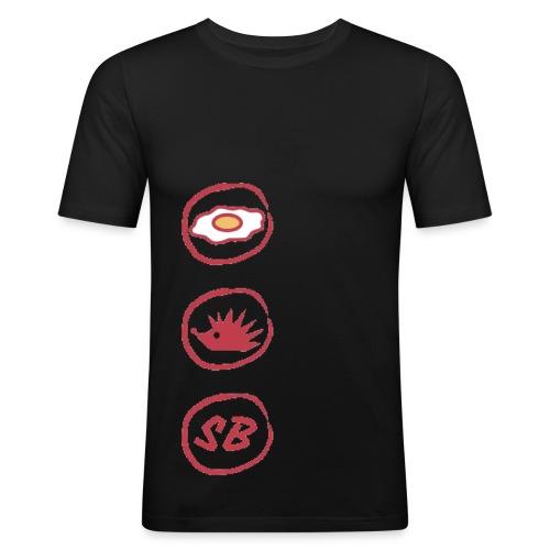 Up The Birds - Men's Slim Fit T-Shirt
