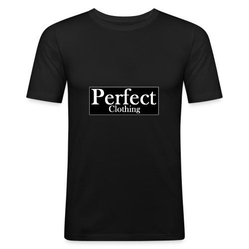 Perfect Clothing - Männer Slim Fit T-Shirt