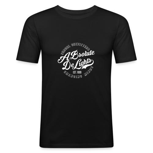 EuroDL Retro T-shirt - slim fit T-shirt