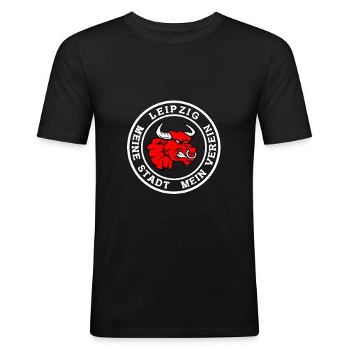 Meine Stadt mein Verein - Männer Slim Fit T-Shirt