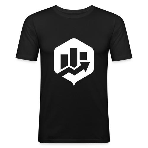 Money Maker - Männer Slim Fit T-Shirt