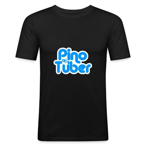 New logo Pinotuber - slim fit T-shirt