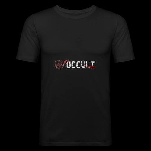 Occult Ghost Hunts - Men's Slim Fit T-Shirt