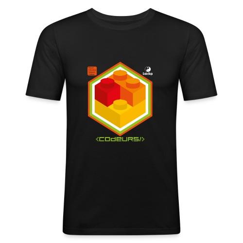 Esprit Brickodeurs - Tee shirt près du corps Homme