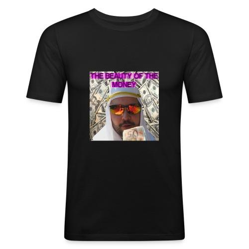 CICCIOGVM3R - Maglietta aderente da uomo