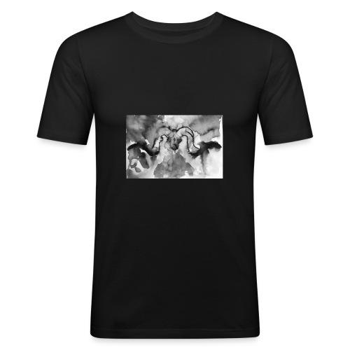 Animal spirit - Camiseta ajustada hombre