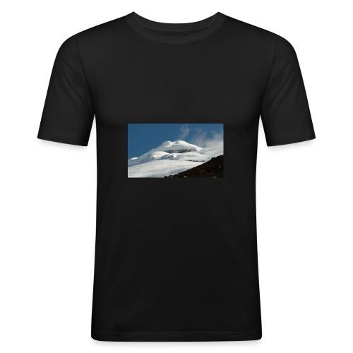 camiseta con estampe - Camiseta ajustada hombre