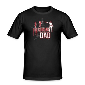 The cooking Dad - Männer Slim Fit T-Shirt