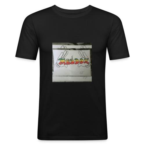 Maddox - Männer Slim Fit T-Shirt